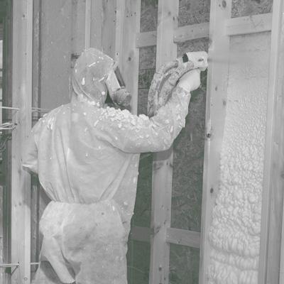 - Spray Foam Installation