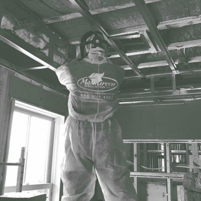 - Fiberglass Installation