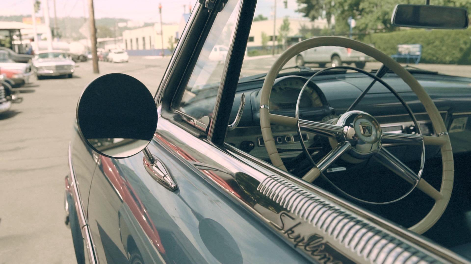 Memory Lane motors classic cars