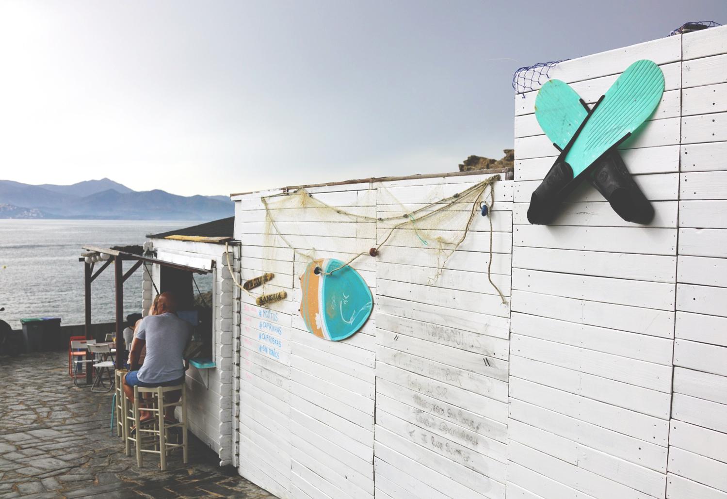 El Pas Bar in El Port de la Selva