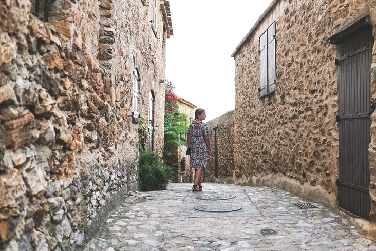 Castlenou, France