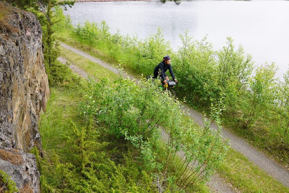 50 miles left to Östersund