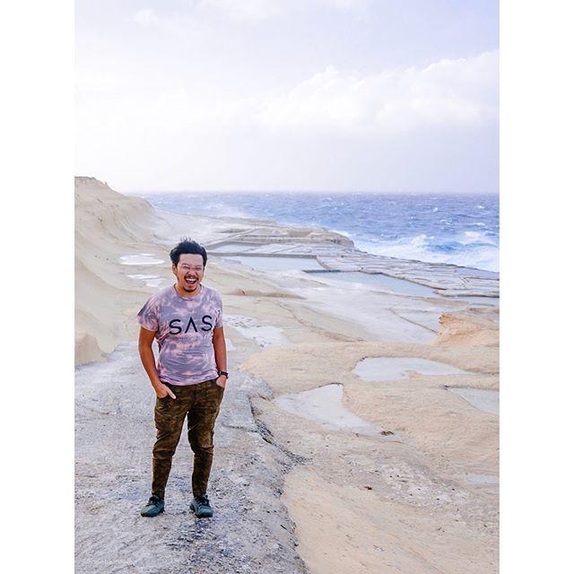 This is the face of someone who just got sprayed in the face by a wave. Watch out, this splash zone is wild. . . . .  #malta #lovemalta #maltatoday #travelmalta #lovinmalta #exploreeverything #getlost #letsgosomewhere #passportready #unrealtravelers #welltravelled #passionpassport #welivetoexplore #theglobewanderer #traveldreamseekers #livebravely #femmetravel #outdoorexplorer #sunsetbeach #modernwild #gozo #gozomalta #allaboutadventures #takemoreadventures