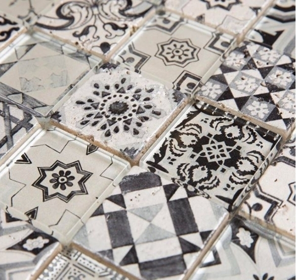 Intricate and unforgettable! Two words to describe this mosaic collection. Let the professionals at Xclusive Tile walk you through a wide variety of designs and patterns!