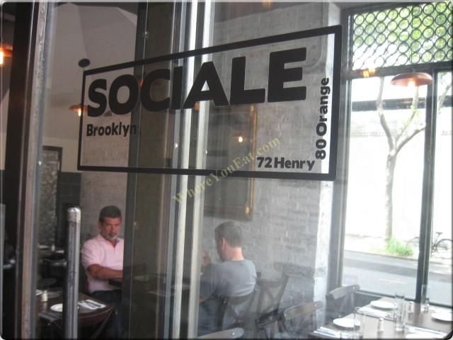 Sociale Opening