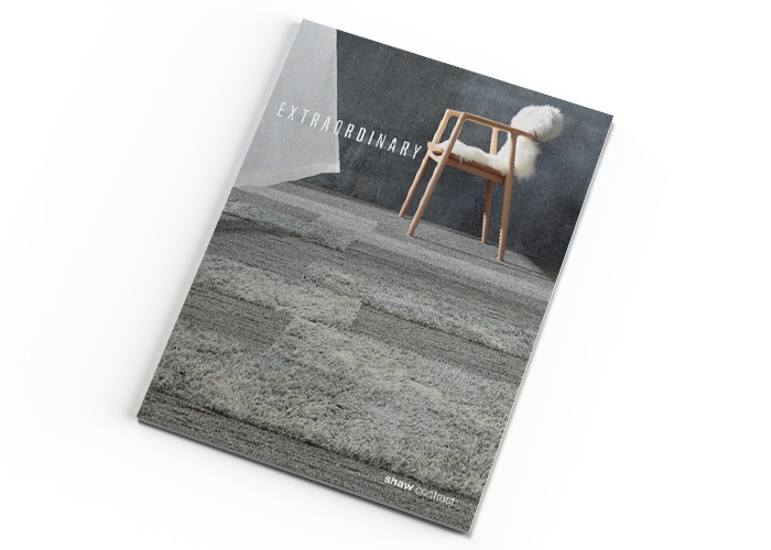 PRINT DESIGN / collection brochure