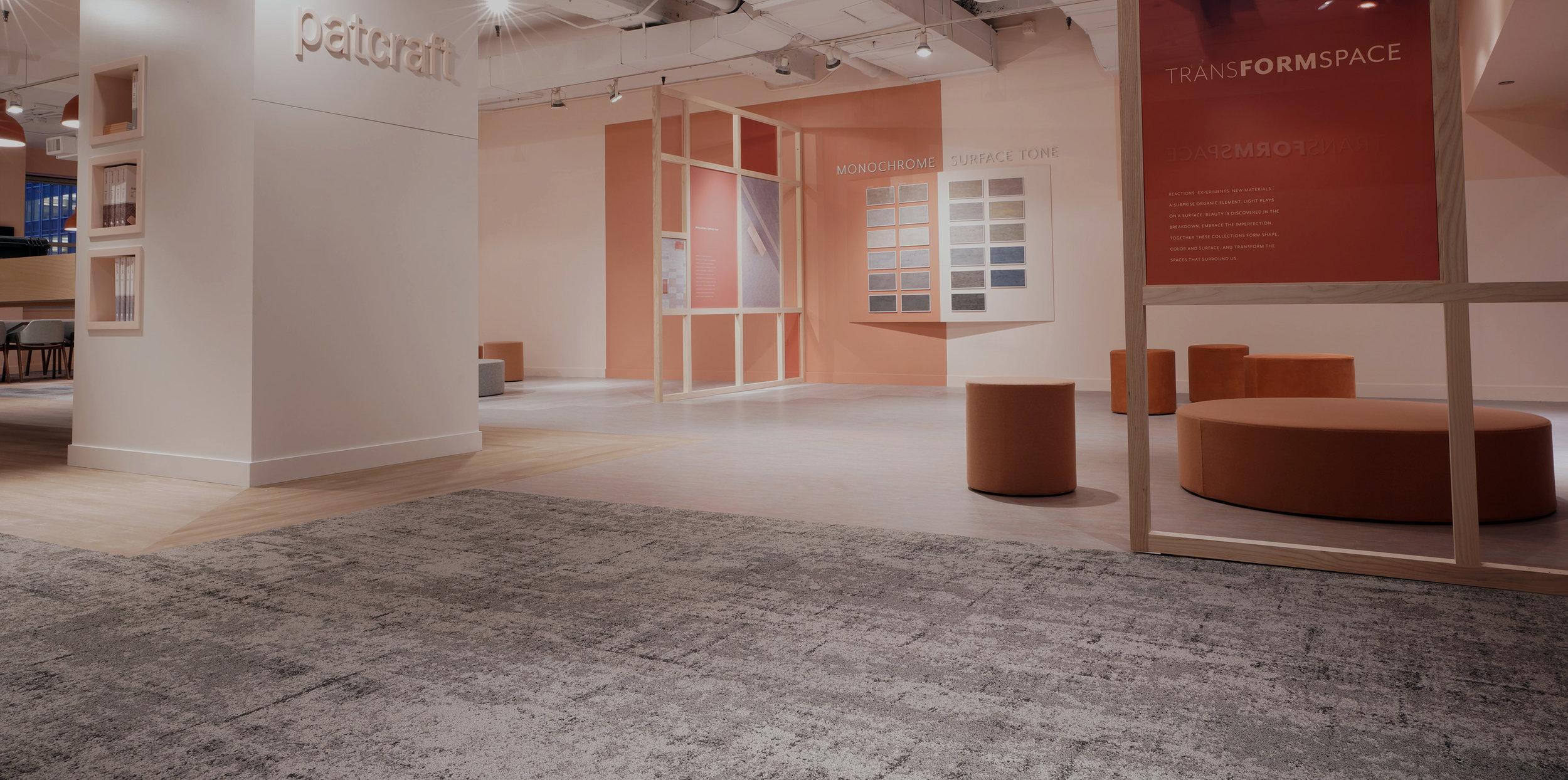 NEOCON 2018 - showroom design