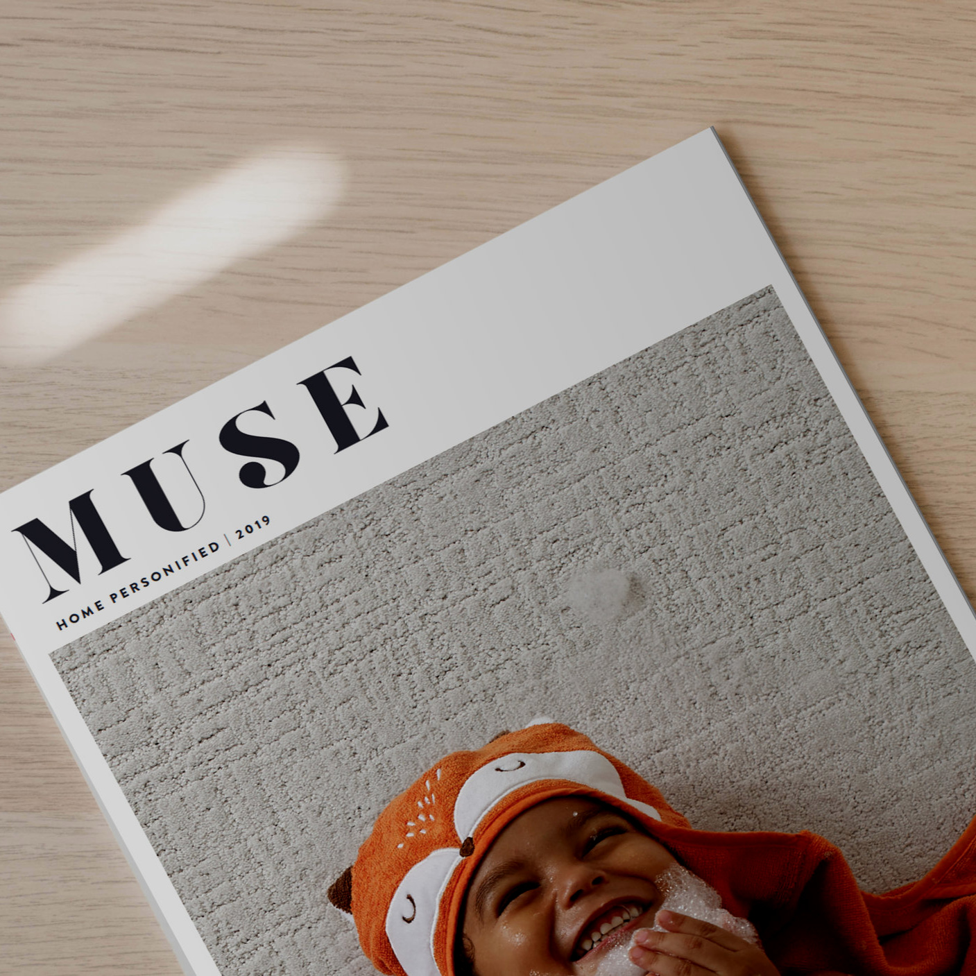 MUSE + STYLEBOOK -