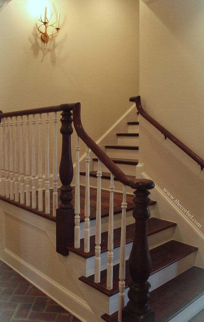 charlet bros homes stairs