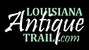 CHECK US OUT ON LOUISIANA'S ANTIQUE TRAIL -  CLICK BELOW TO VISIT THE CORBEL PAGE