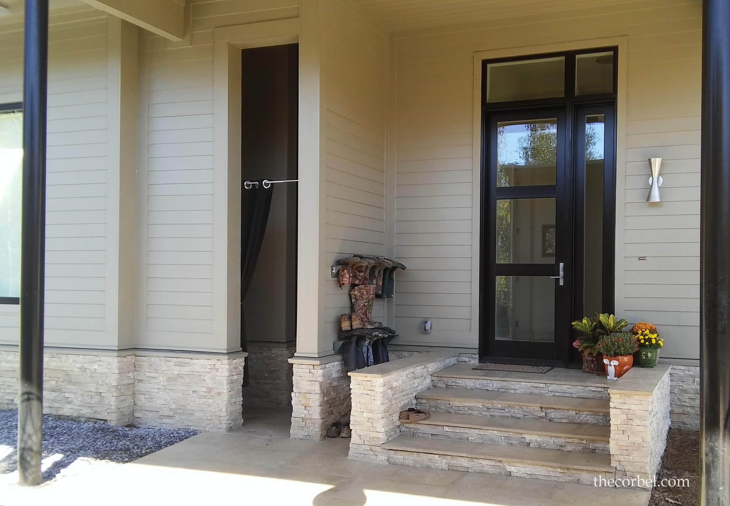 charlet bros contemporary front door