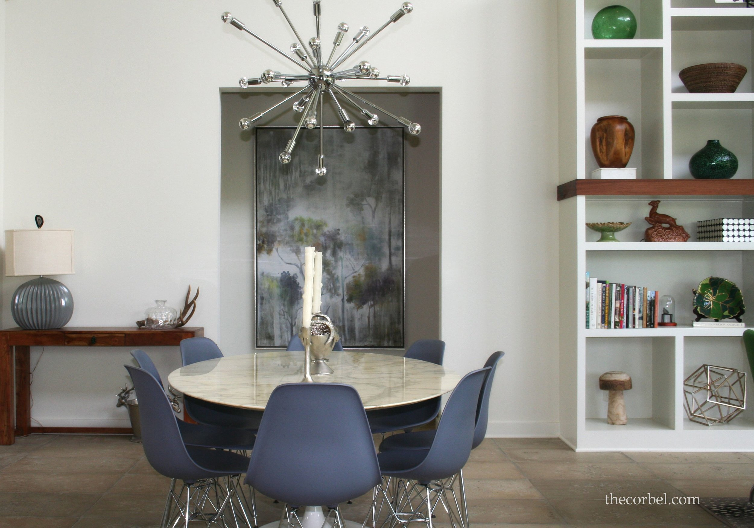 charlet bros contemporary dining