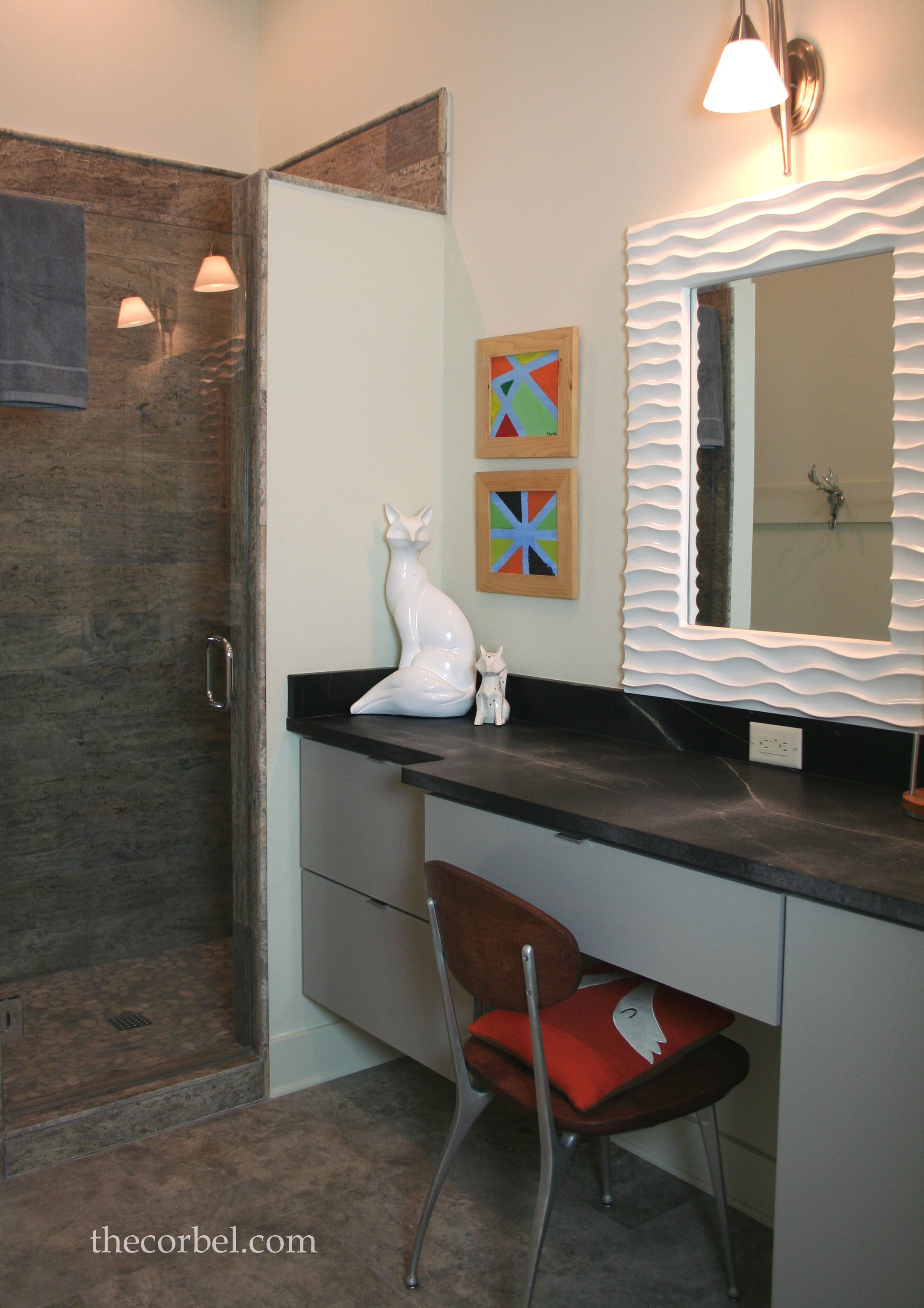 charlet bros contemporary bathroom