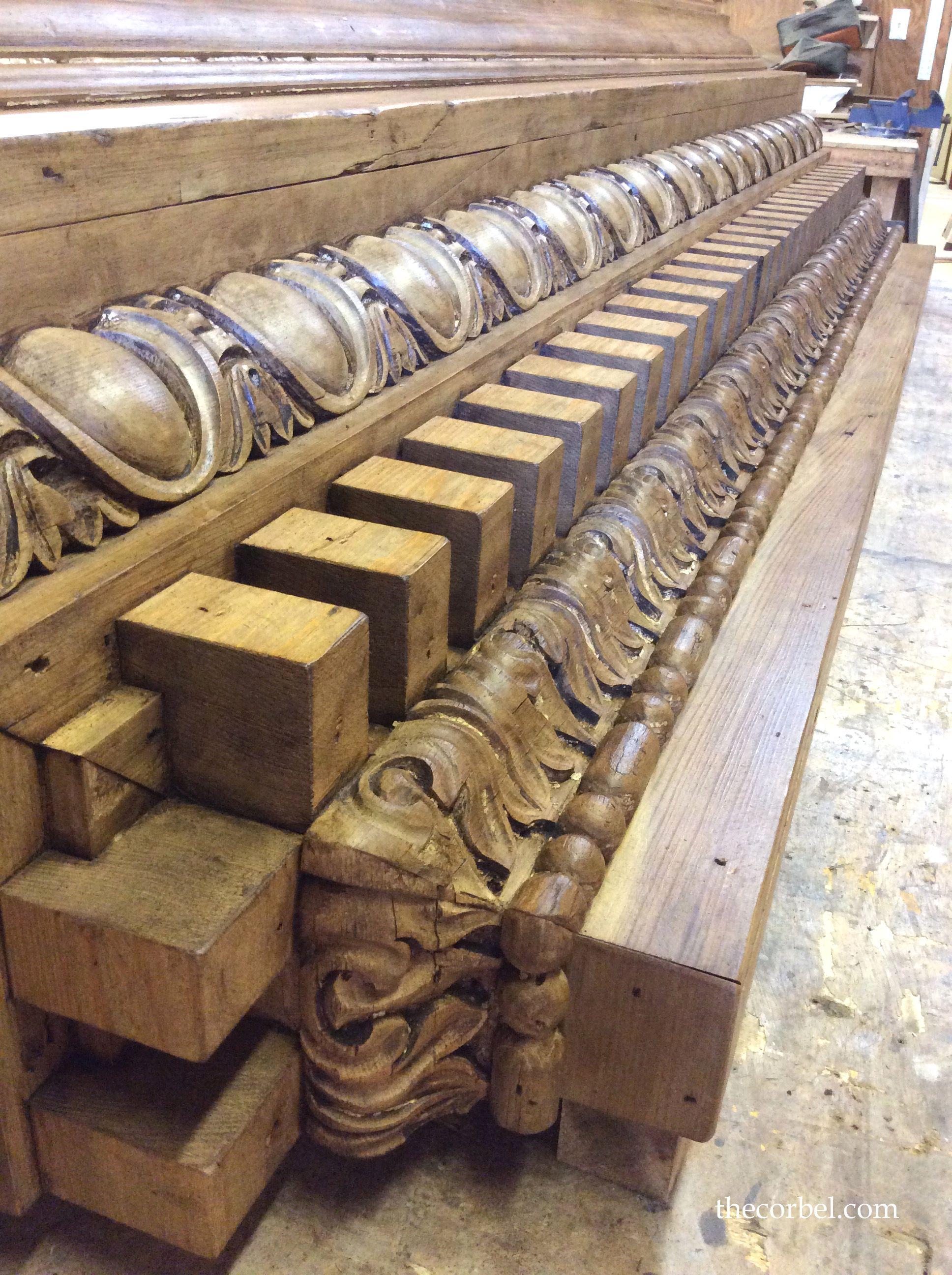 cambell mansion custom mantel the corbel.jpg