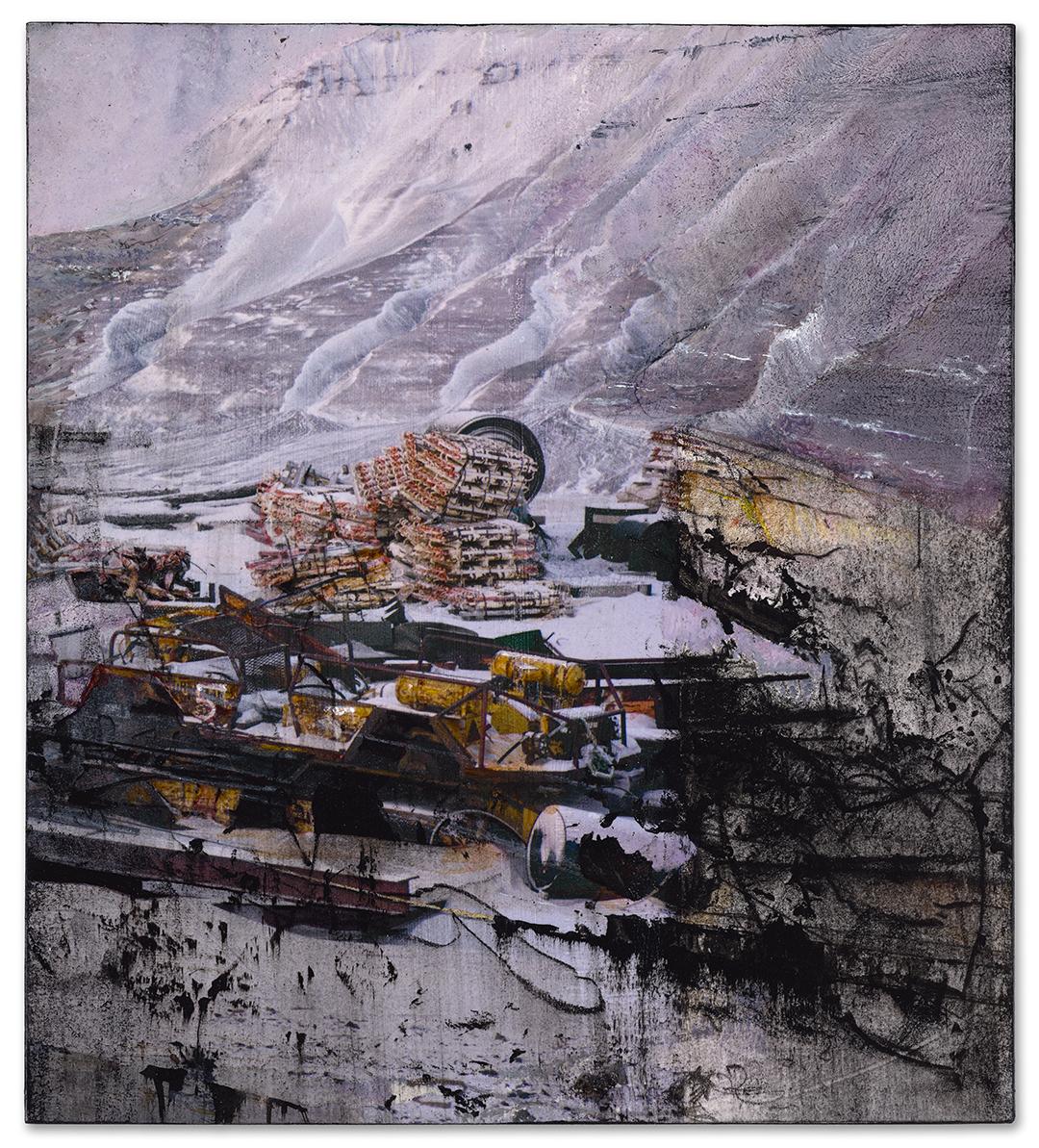 Store Norske, Mine #7,<br>Longyearbyen (mess)