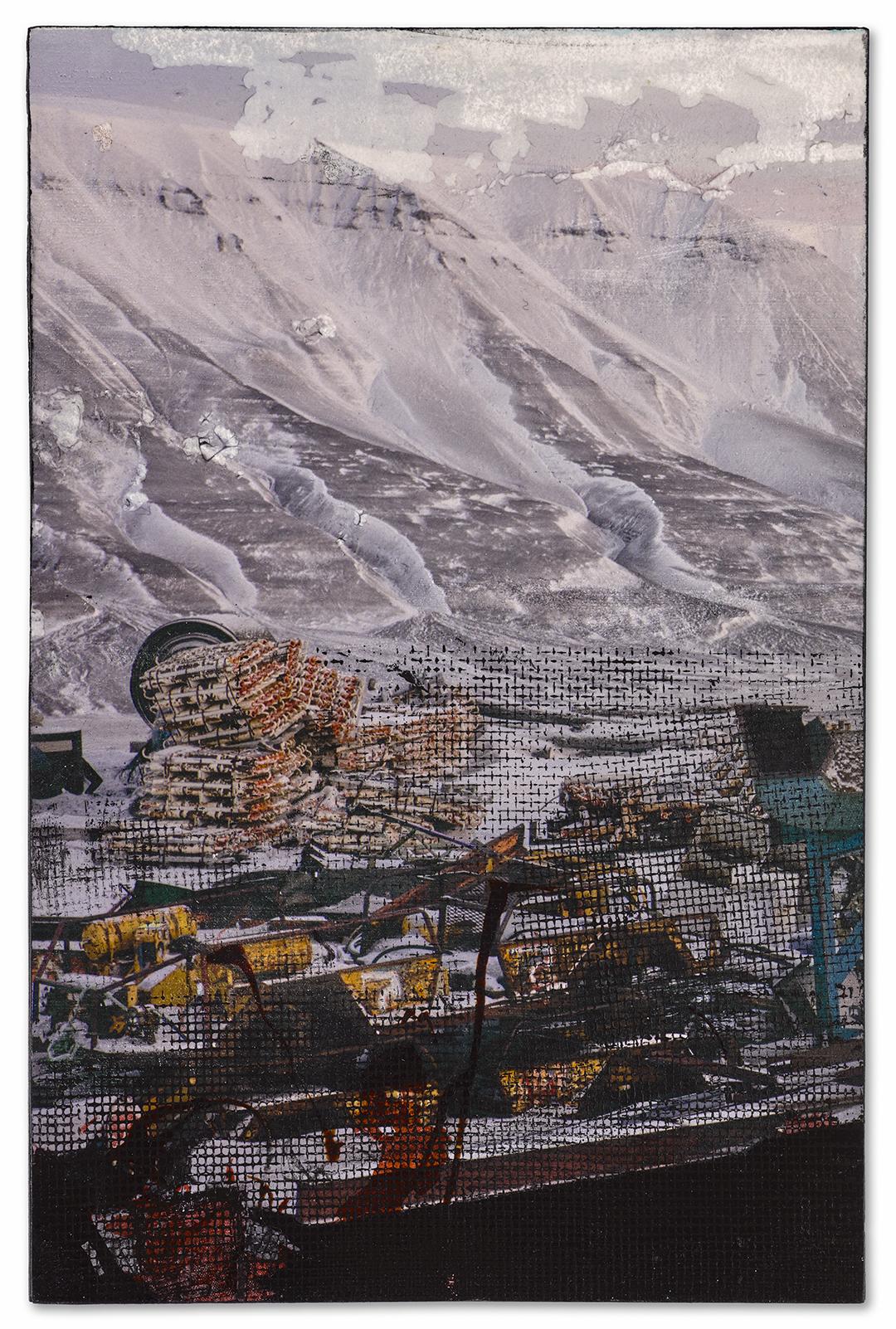 Store Norske, Mine #7,<br>Longyearbyen (screen)