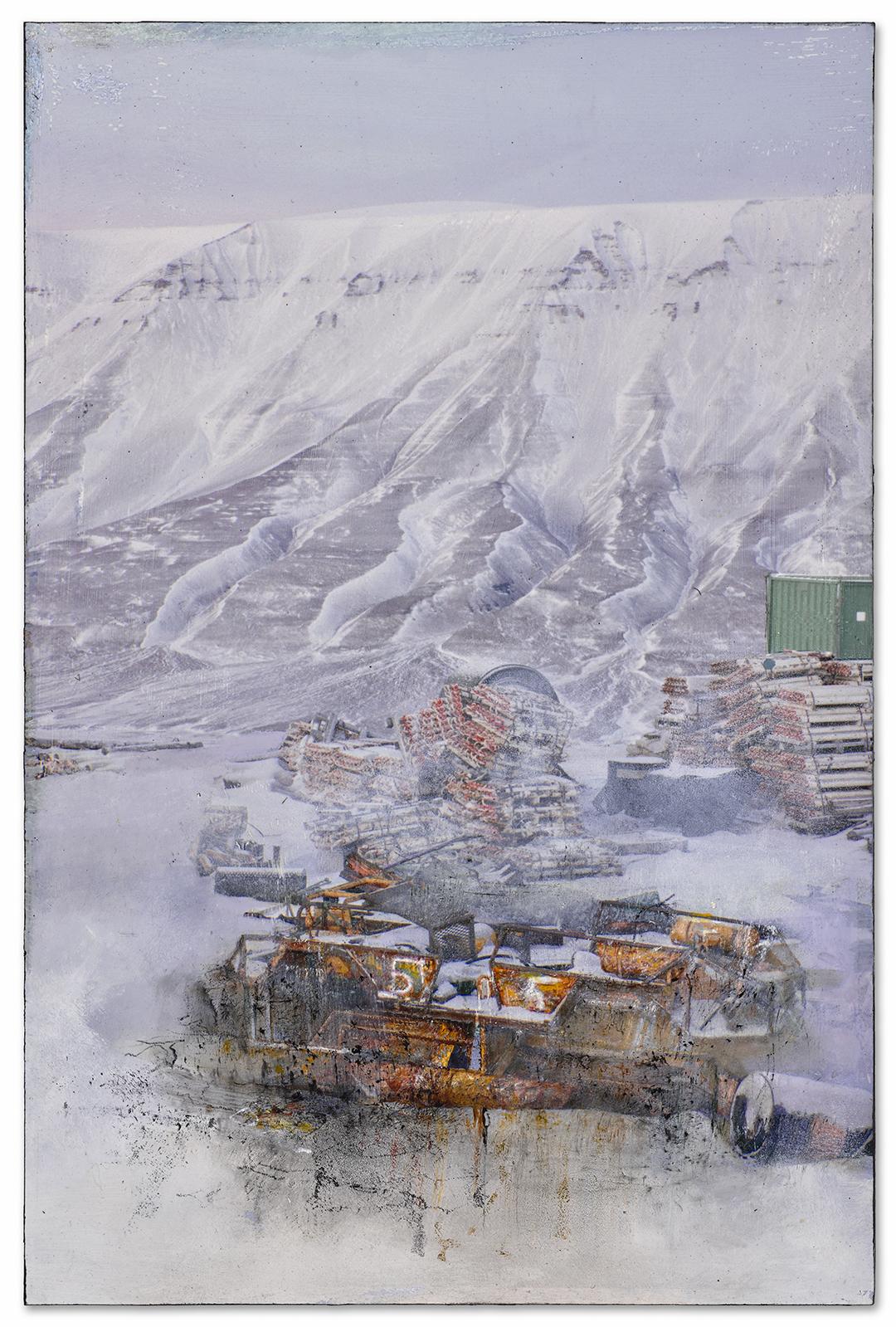 Store Norske, Mine #7,<br>Longyearbyen (Pym II)