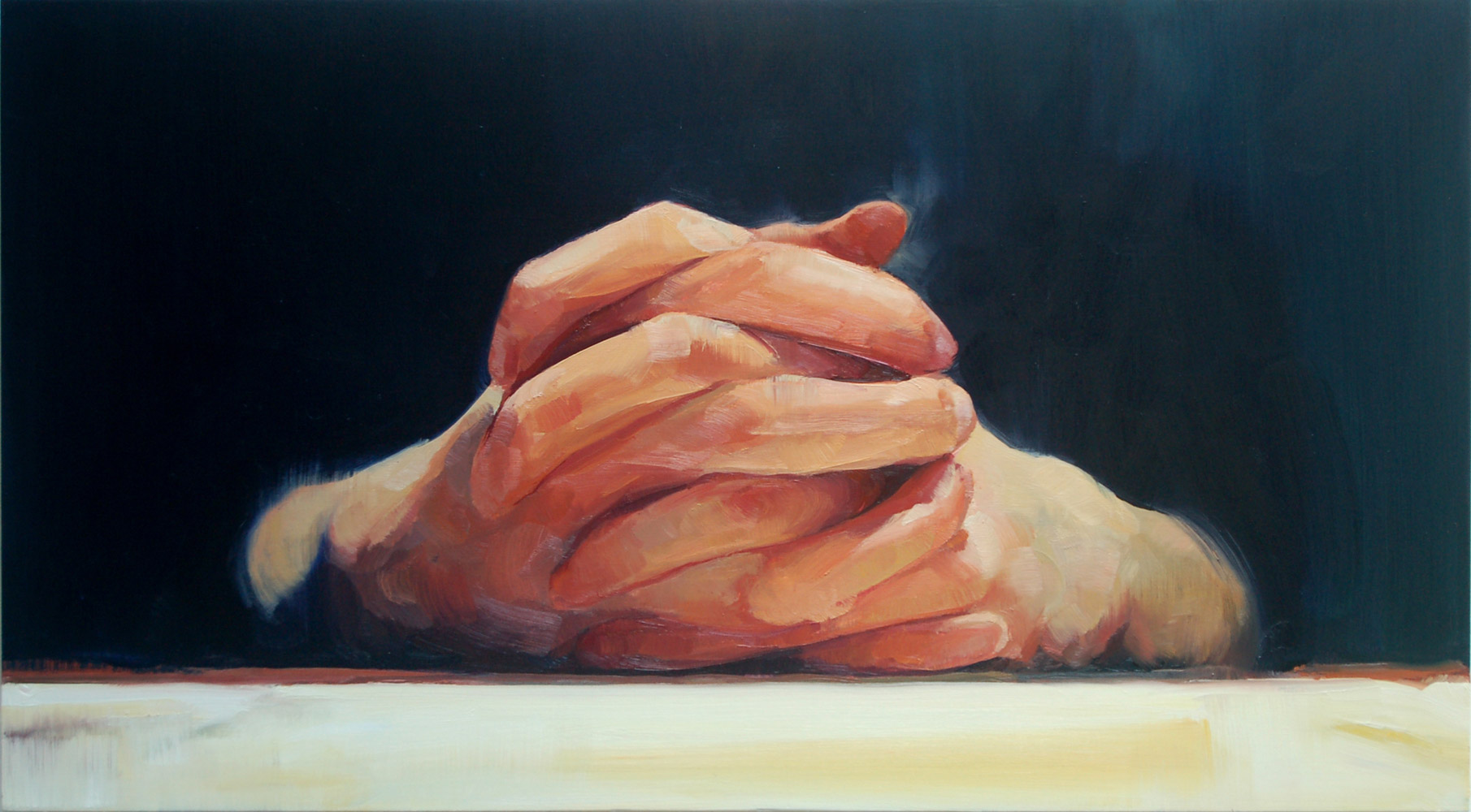 Untitled (Folded Hands)