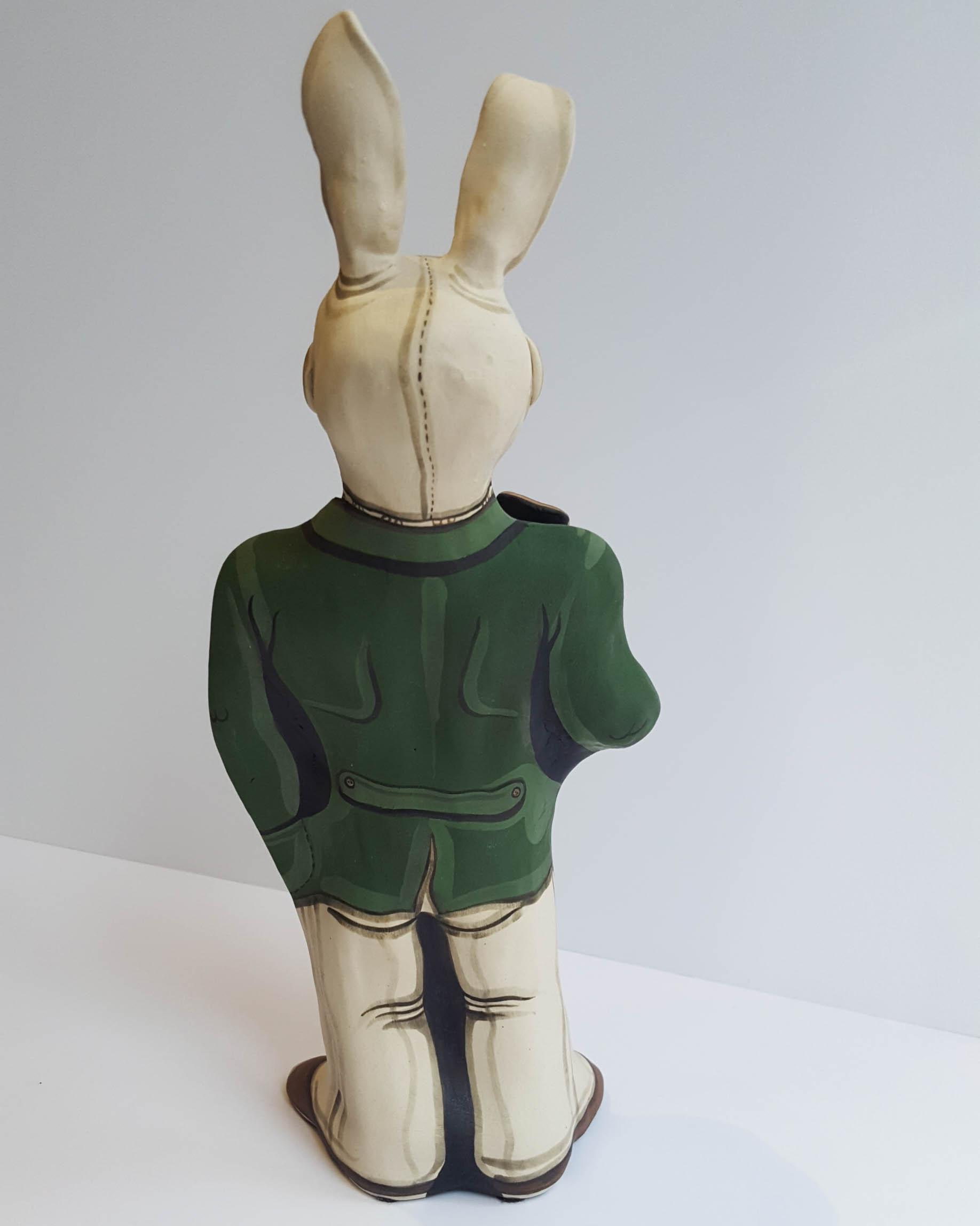 The Bunny Hunter (Back)