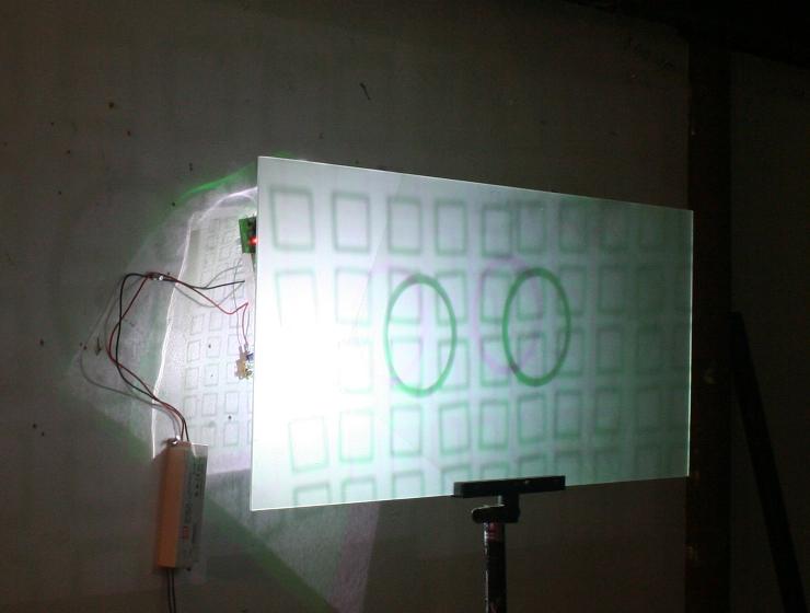 Multi LED integrated timed light work