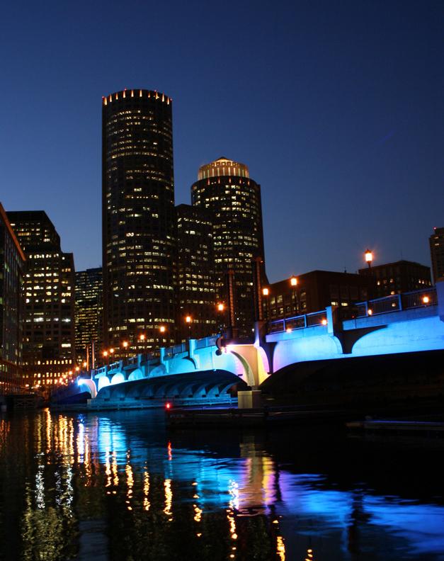 Light Bridges Lighting Project