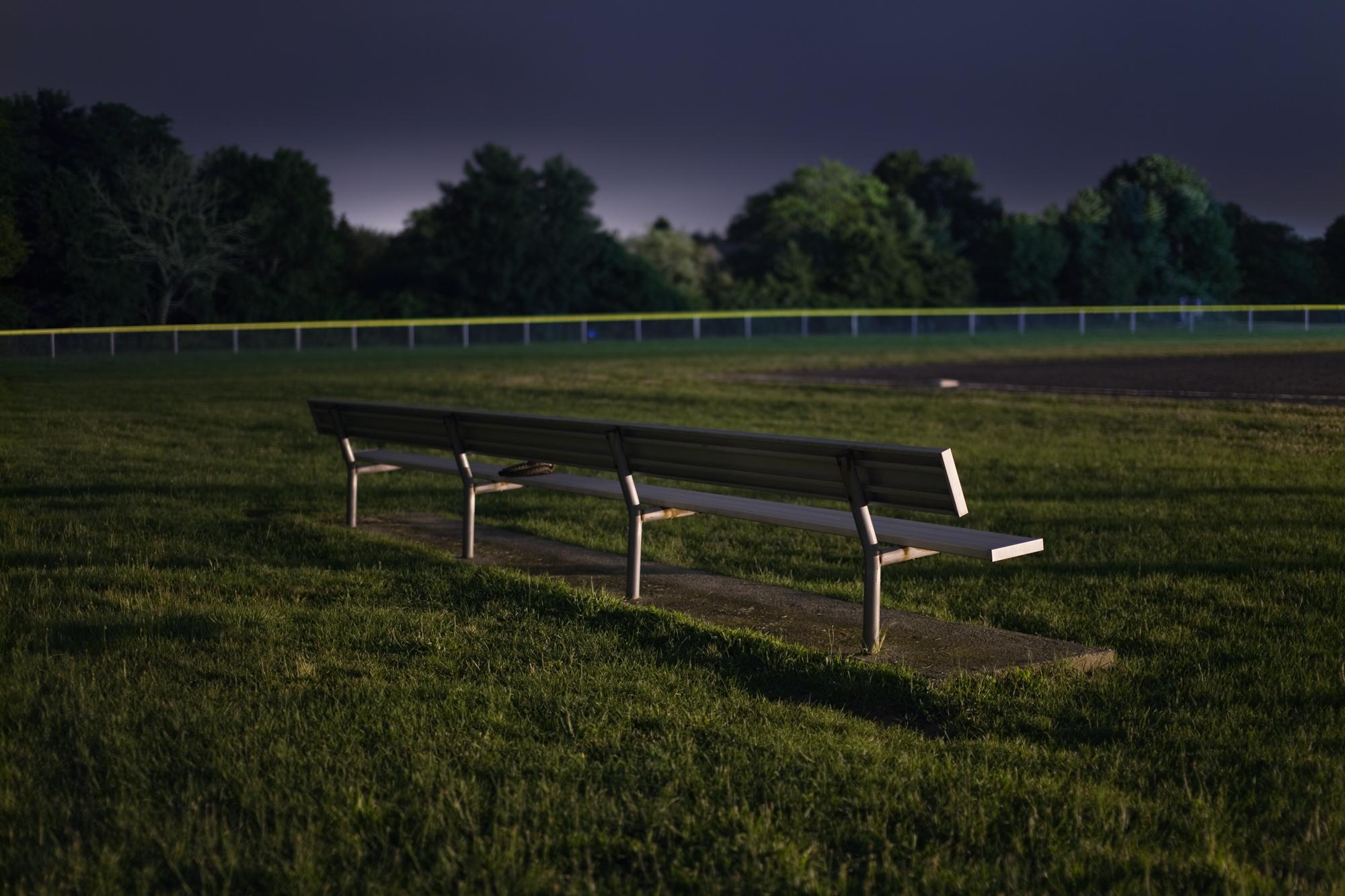 Baseball Bench
