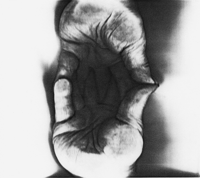 Self Portralt (Hand Xerox) 2