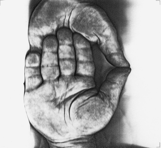 Self Portralt (Hand Xerox) 5