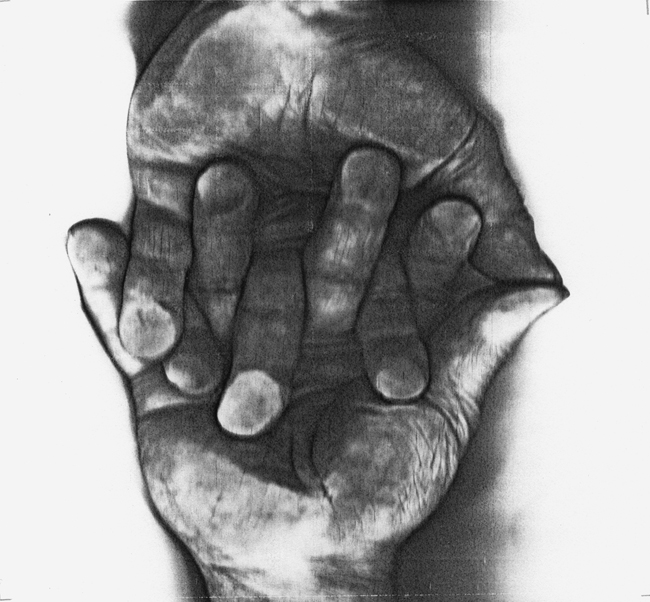 Self Portralt (Hand Xerox) 10