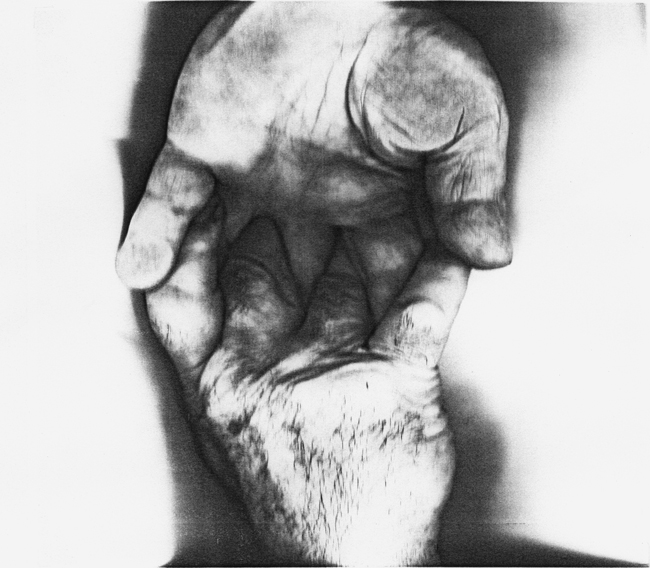 Self Portralt (Hand Xerox) 1