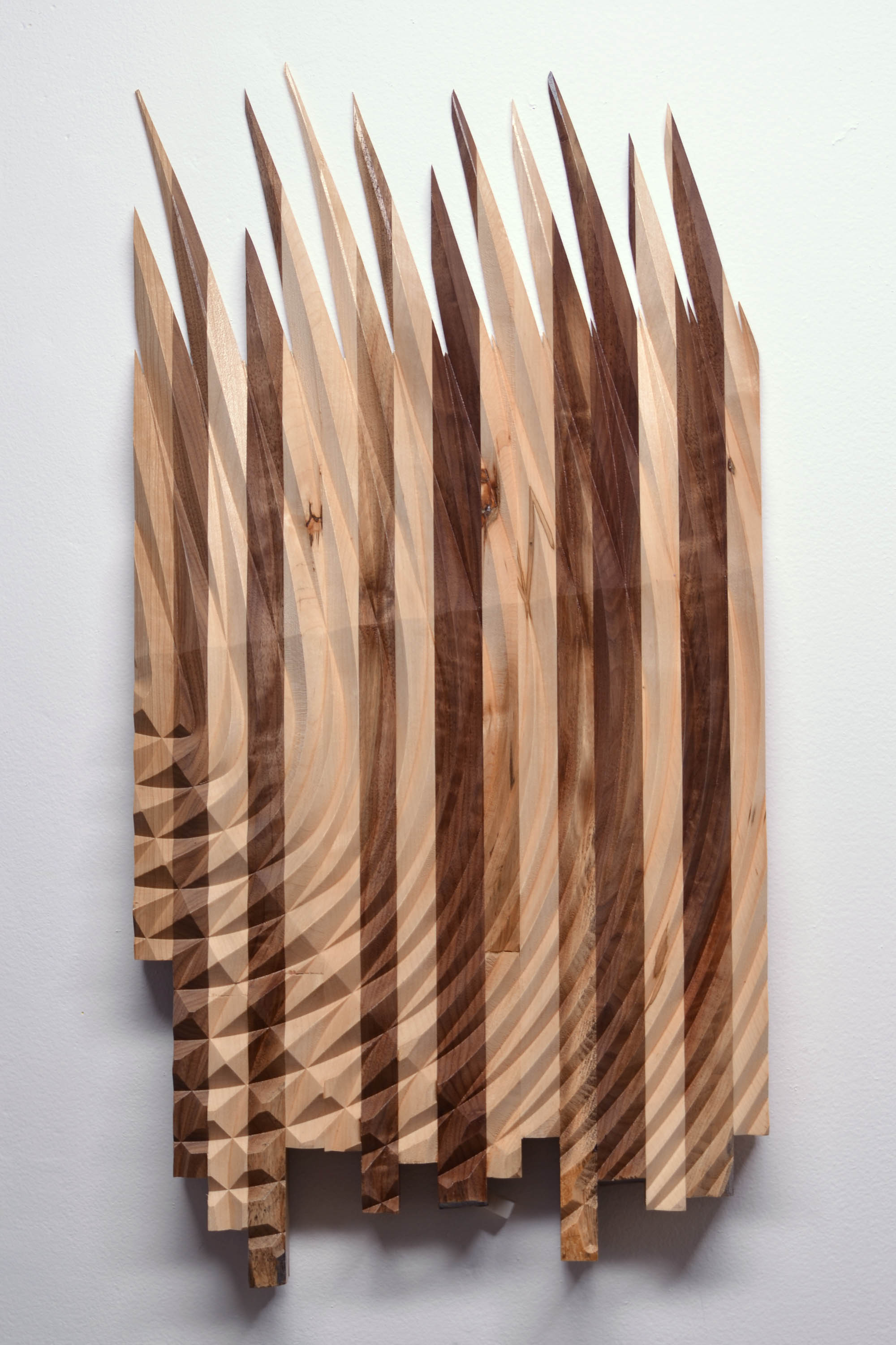 Working in Wood - Wood sculptures by Michael Mittelman