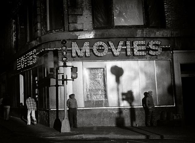 Movies, Combat Zone