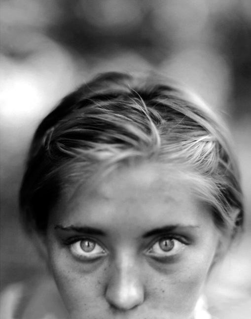 Kate, Eyes