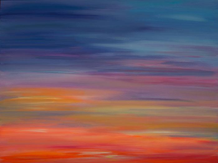 Sky Prism 36x48