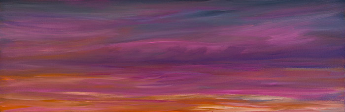 Purple Haze 12x36