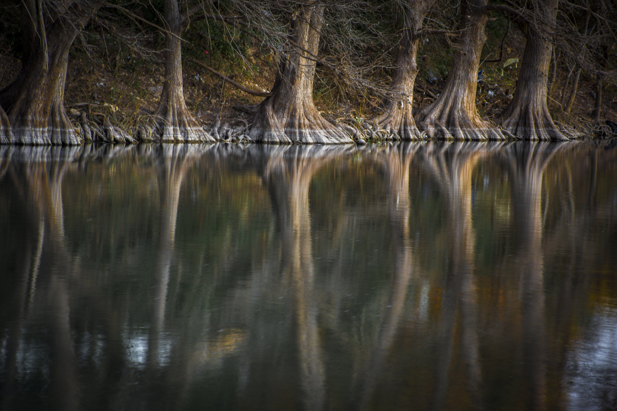 Cypress Bend Park - New Braunfels, Texas