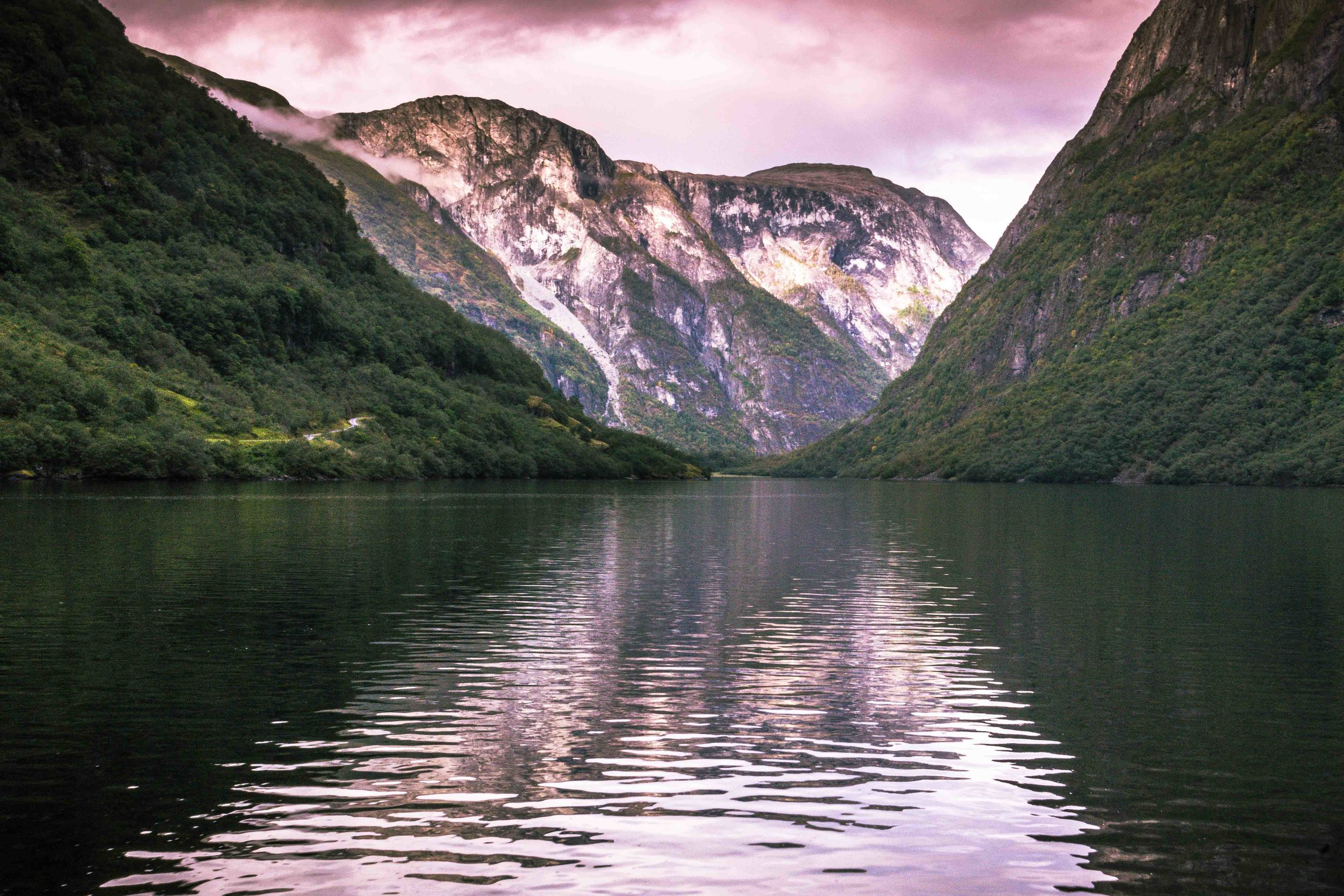 The Fjords - Norway