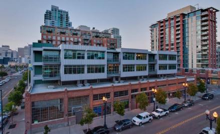 808 J Street San Diego, CA   22k sf creative office building