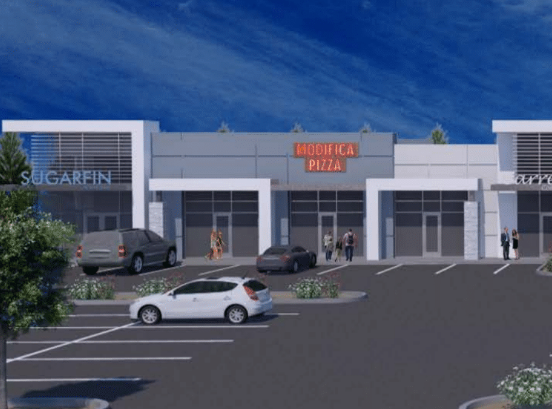 Fort Apache & Maule Ave. Las Vegas, NV   4.5 acres of land to be developed into 35k sf of retail