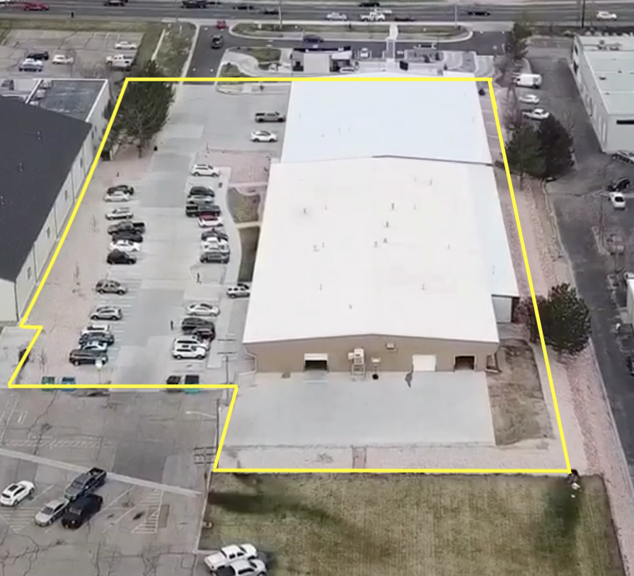 5807 W 20th St. Greeley, CO 80634   47k industrial investment