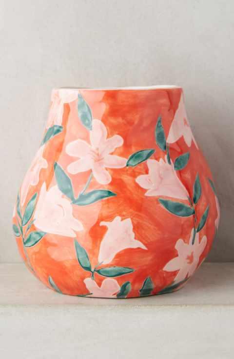 Welcome Spring Vase