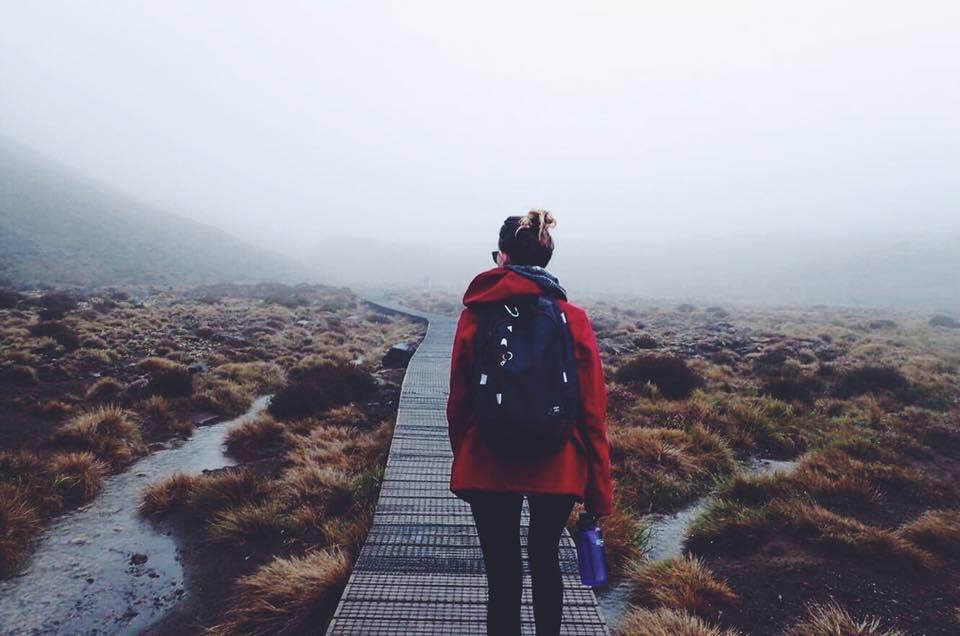 Hiking Tongariro Crossing  // New Zealand 2017