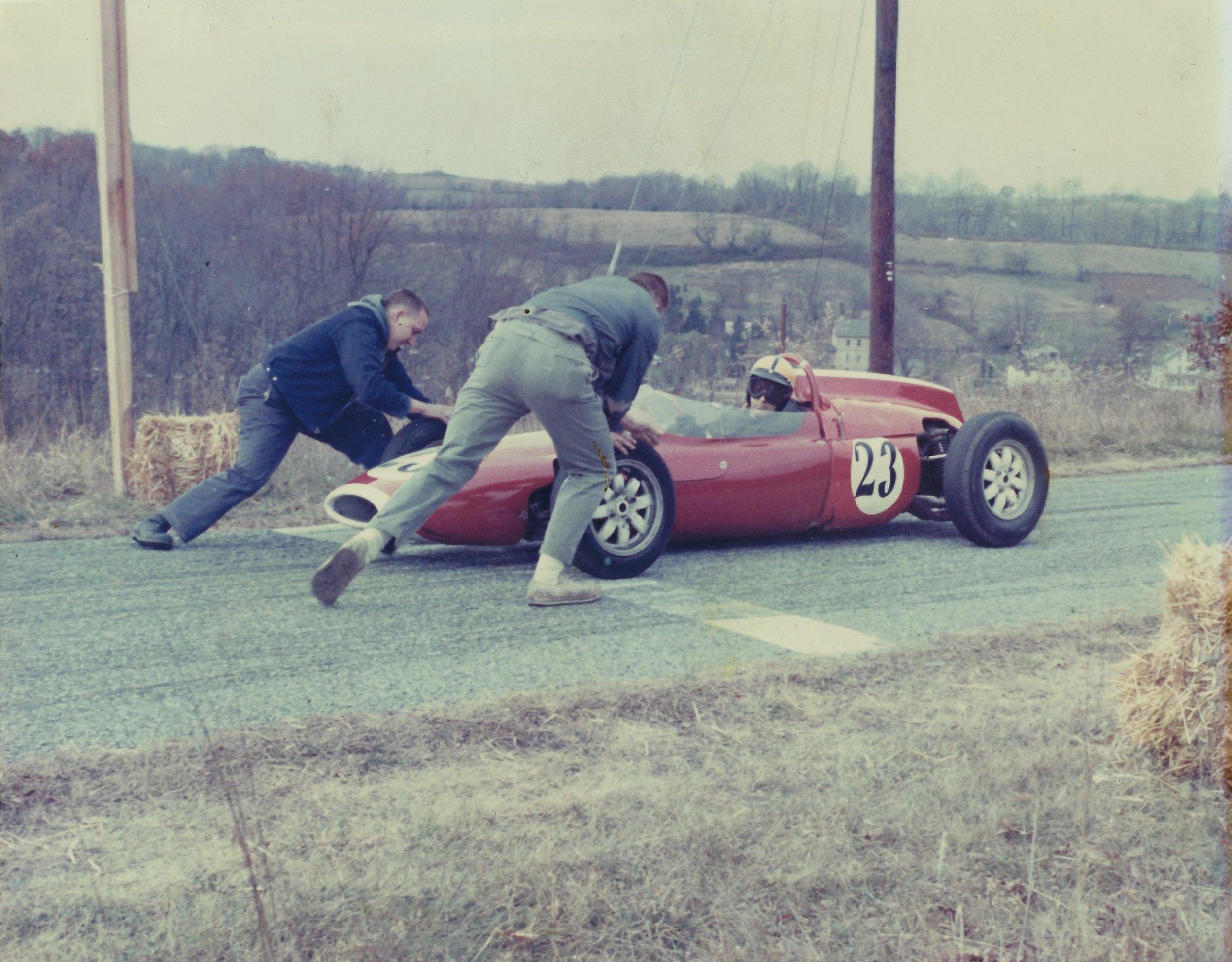 Cooper-Alfa Formula Libre (1963)