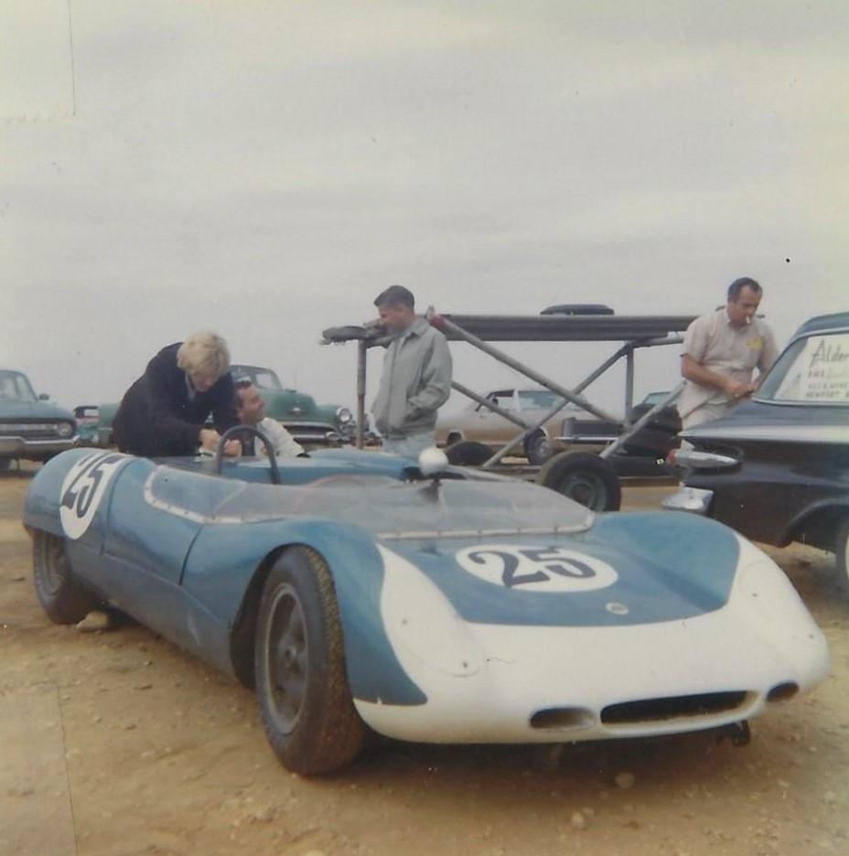 Lotus 23 Sports Racer (1965)