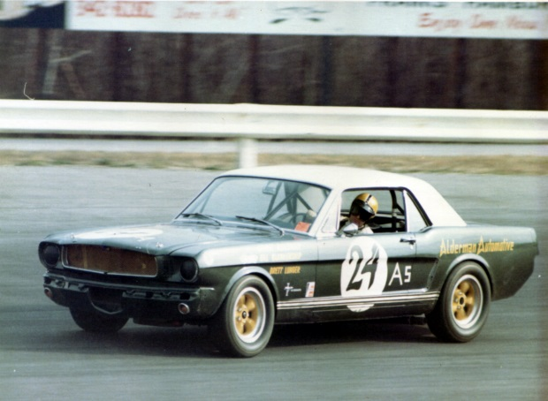 Ford Mustang Trans-Am/A Sedan (1967)