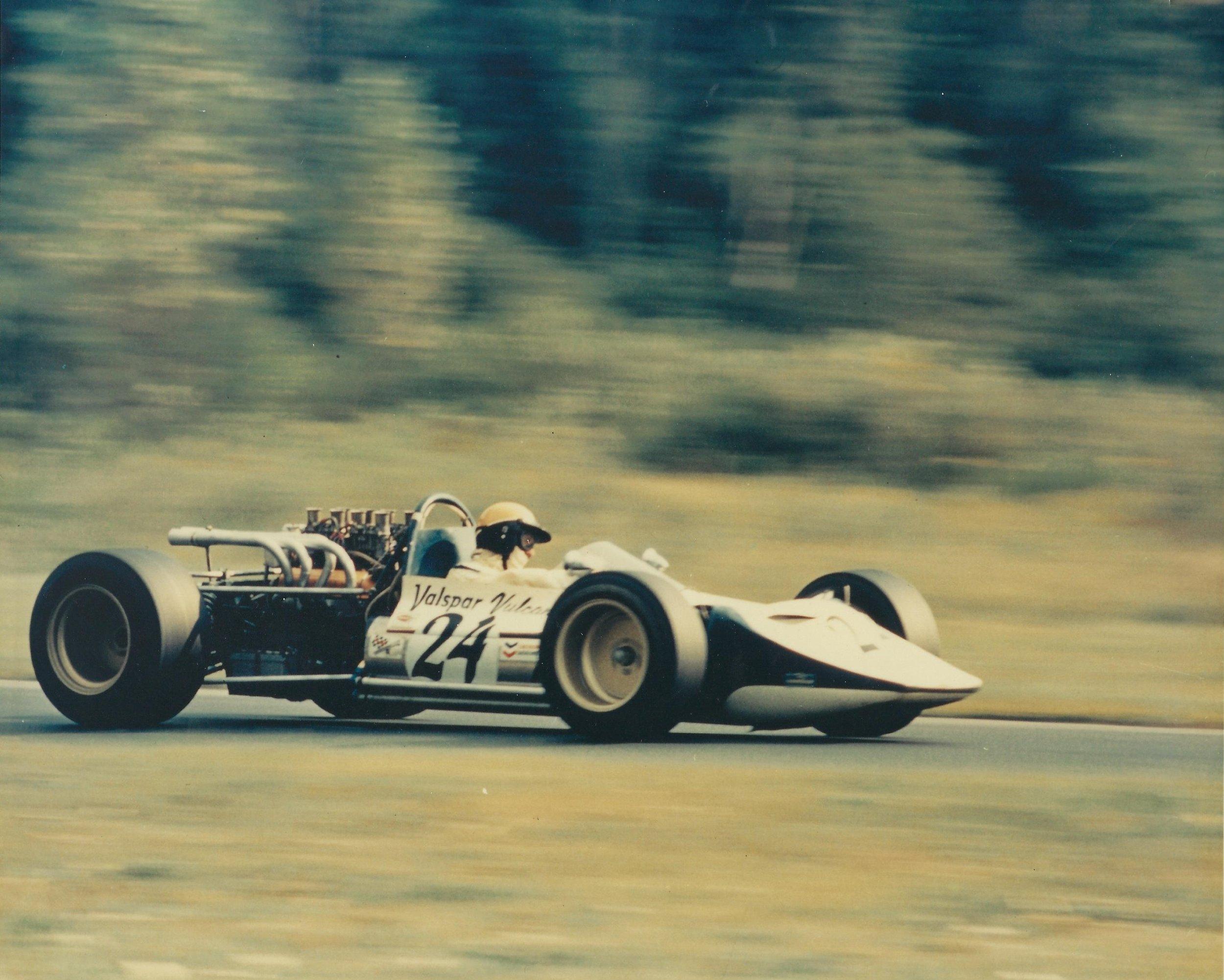 Formula 5000 Vulcan (1967)