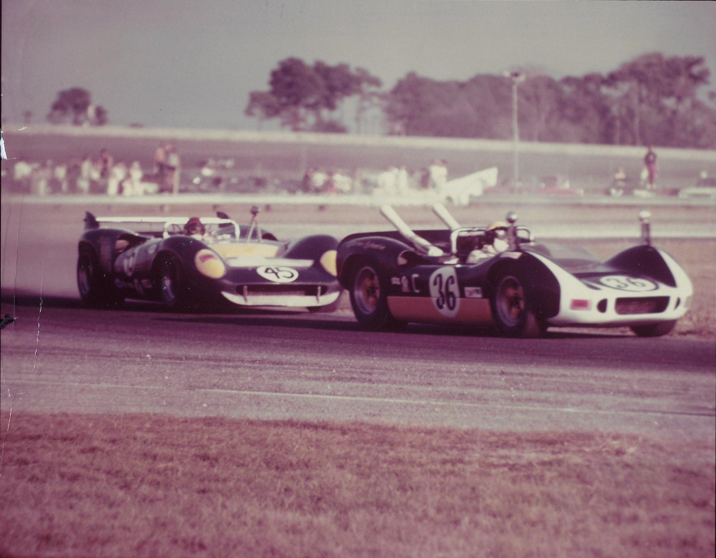 McLaren Elva Mk2 Can-Am/C Sports Racer (1967)