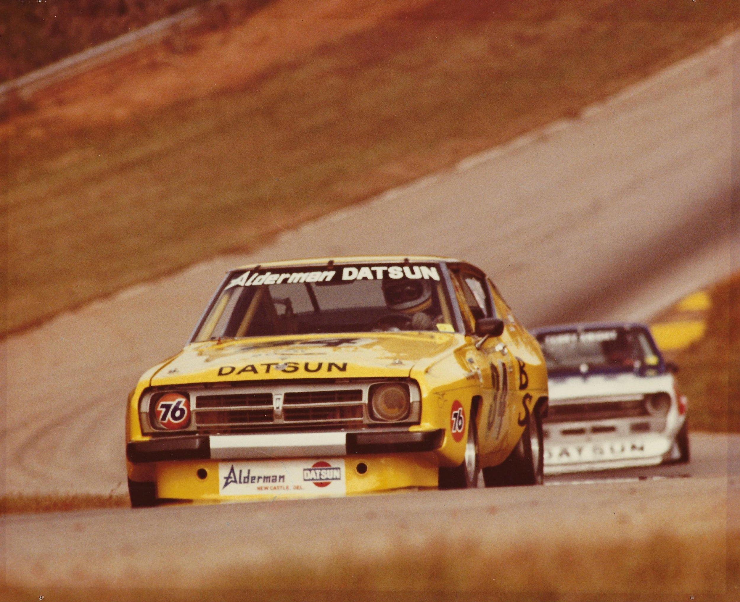 Datsun 200SX SCCA B Sedan (1978)
