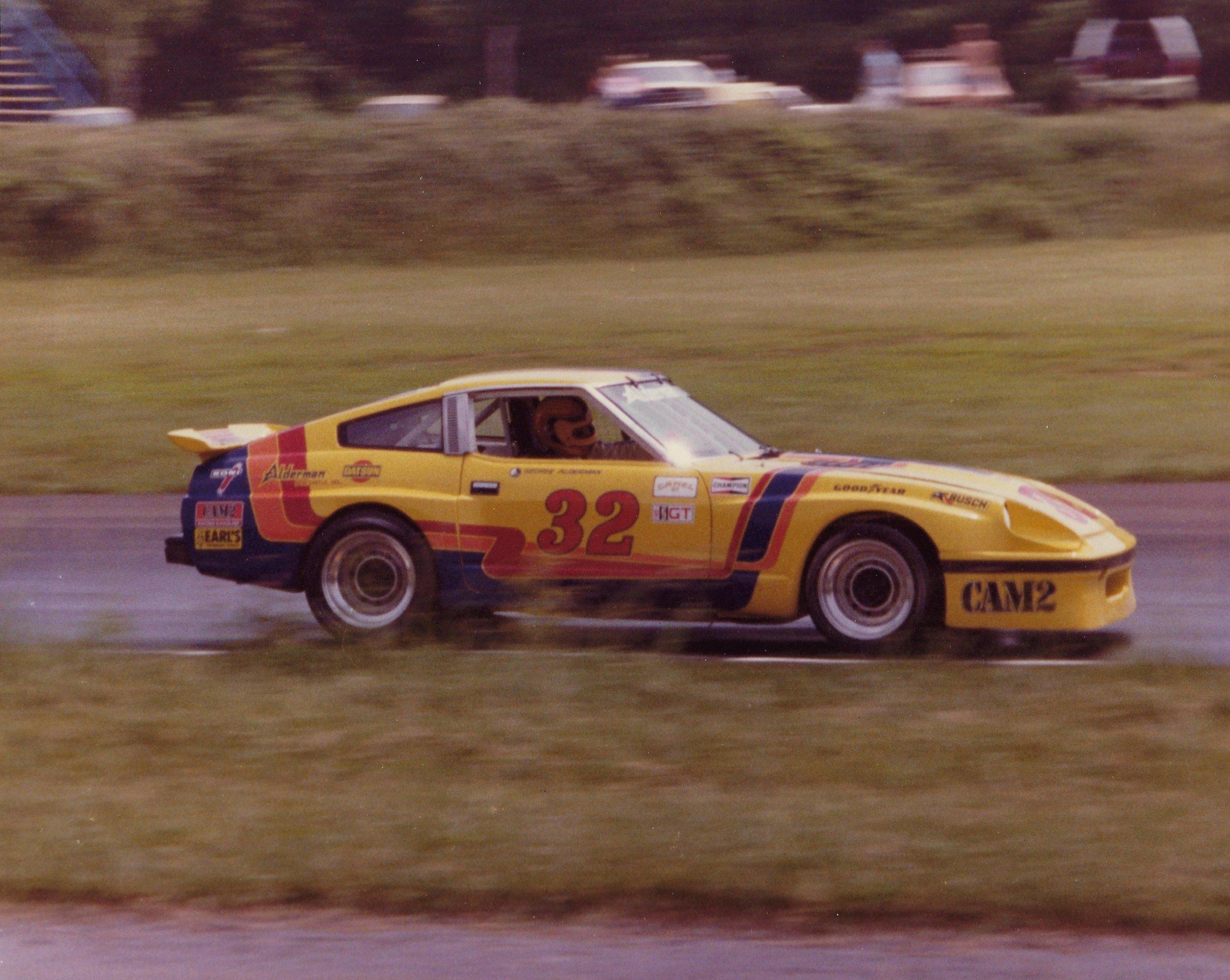 Datsun 280ZX IMSA GTU class (1983)