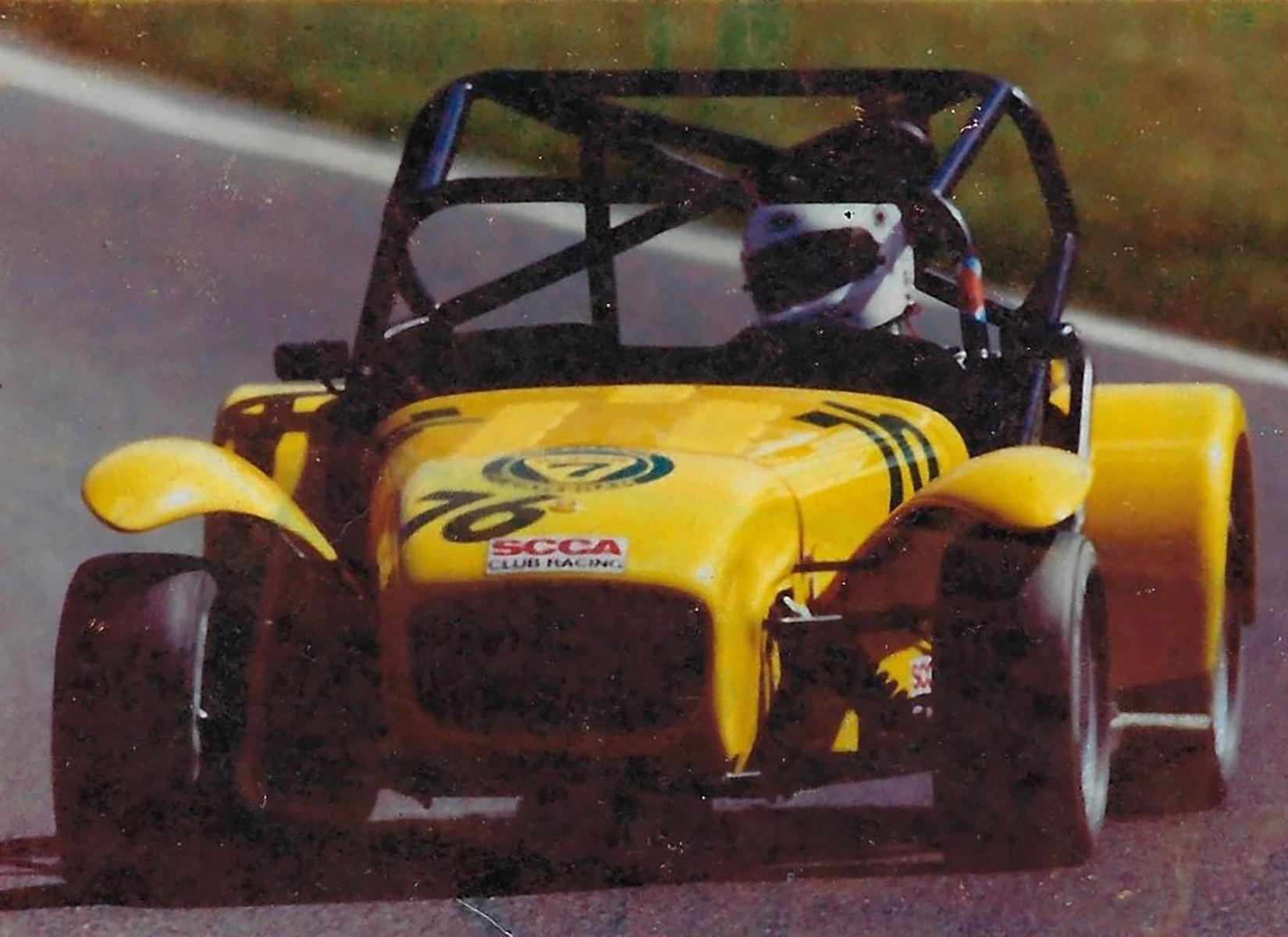 Caterham Super7 America SCCA E Production (2002)